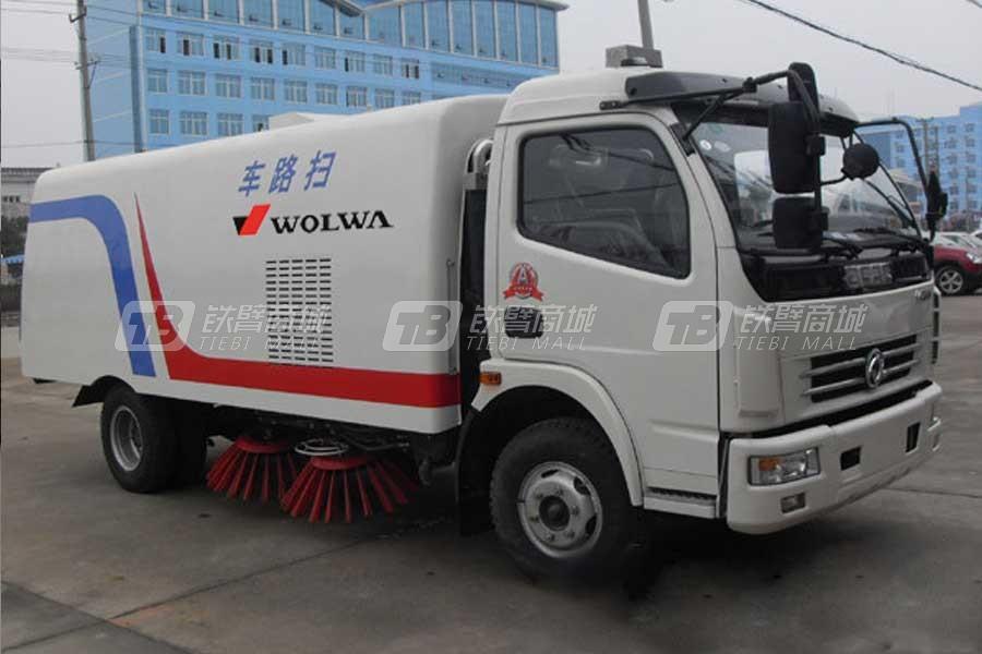 沃尔华CLW5080TSL3东风多利卡扫路车