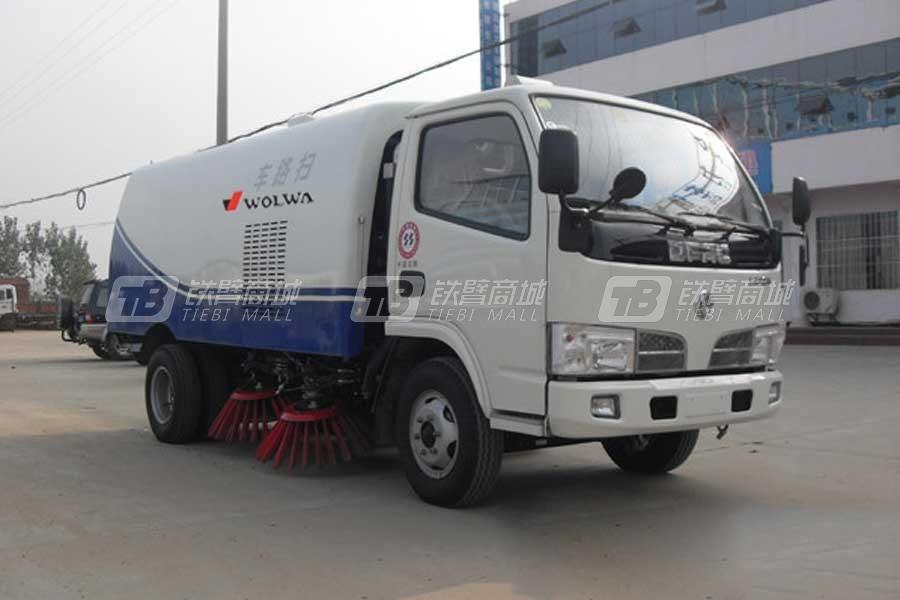 沃尔华CLW5061TSL3东风福瑞卡扫路车