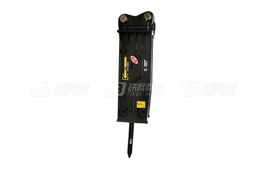 黑金钢HJB140夹板顶置型破碎锤