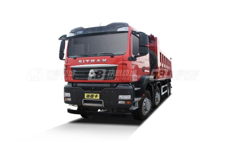中国重汽汕德卡 G78×4自卸车