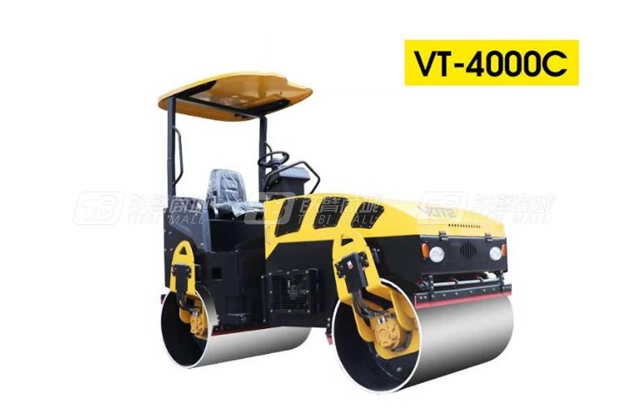 沃特VT-4000c全液压座驾压路机
