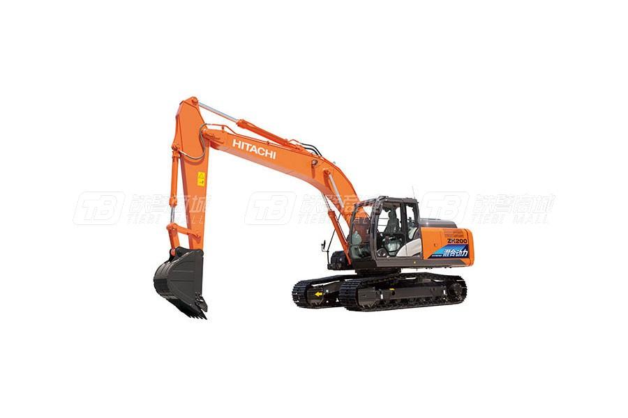 日立ZH200-5A中型挖掘机