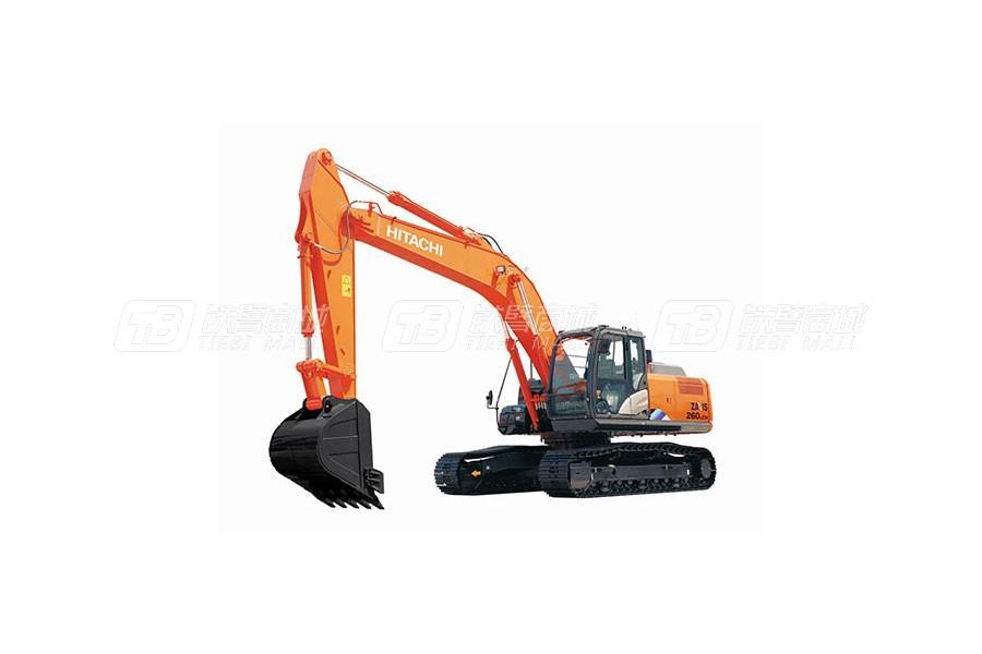 日立ZX260LCH-5A中型挖掘机