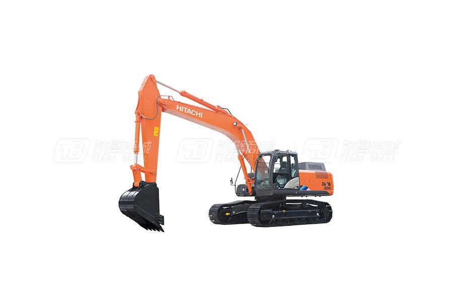 日立ZX300-5A中型挖掘机