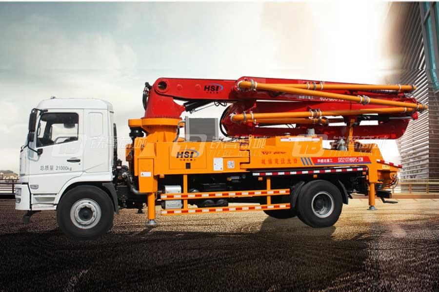 和盛达HSD33混凝土泵车