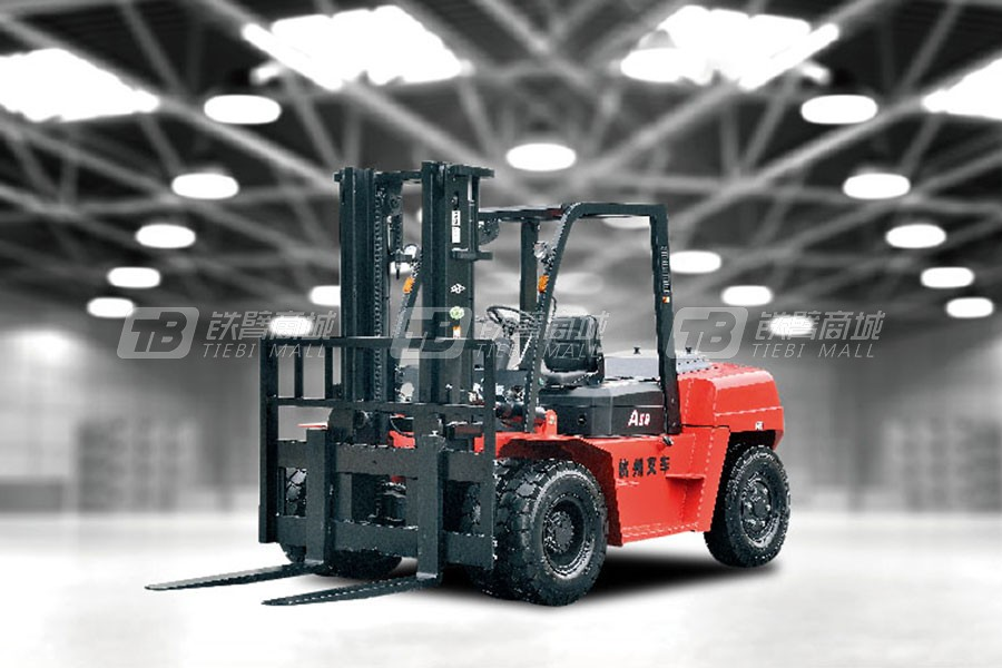 杭叉A系列6吨内燃平衡重叉车