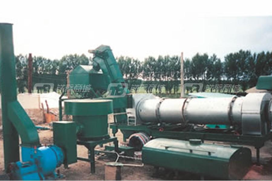 中交郴筑LJGY60沥青混凝土搅拌设备