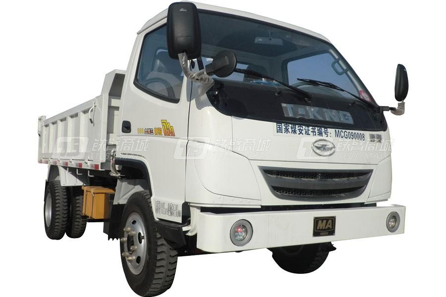唐骏欧铃WC1.8J发动机4100货箱3600全棚防爆柴油机无轨胶轮车