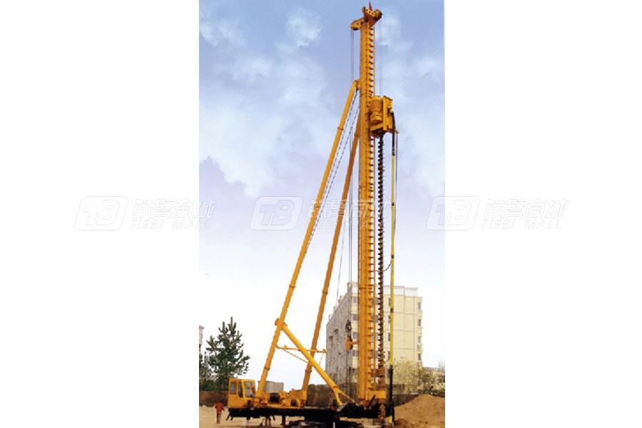 华丰CFG26型长螺旋钻孔机