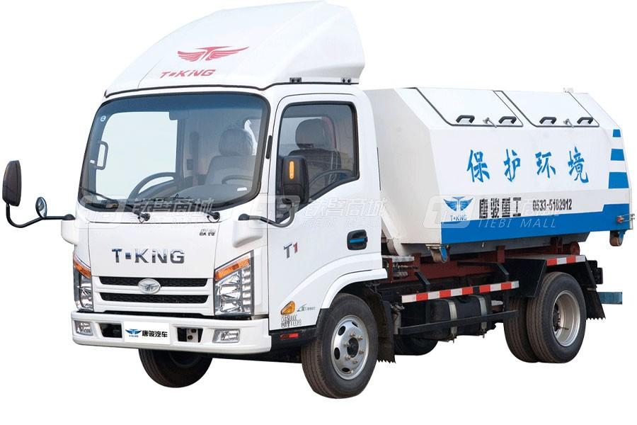 唐骏欧铃ZB5040ZXXKDD6V垃圾车