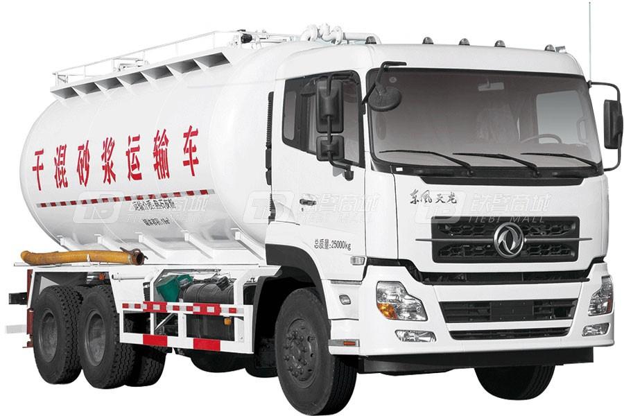 唐骏欧铃TZ5250GGH干混砂浆运输车