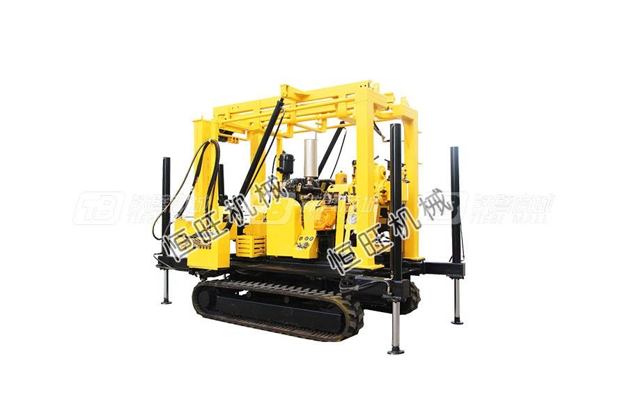 恒旺工矿HW-160J/190J/230J履带钻机/静力触探一体机