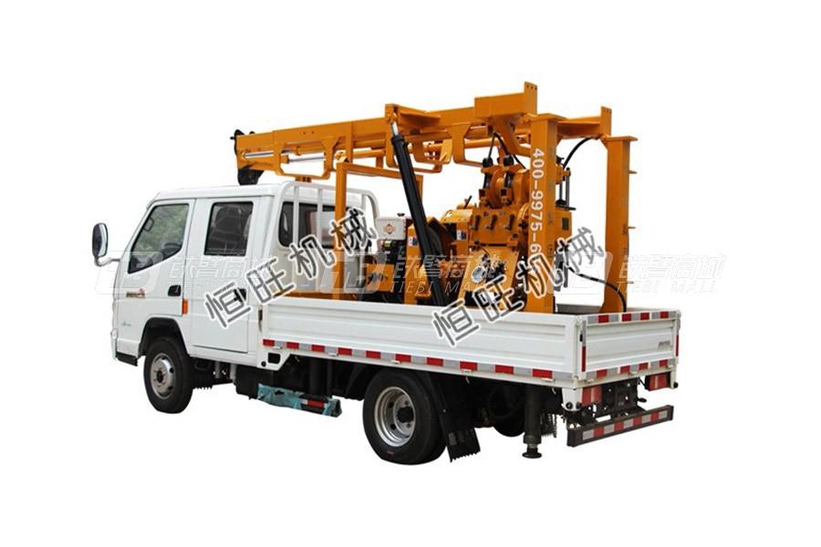 恒旺工矿HW230C/XY-3C车载液压钻机