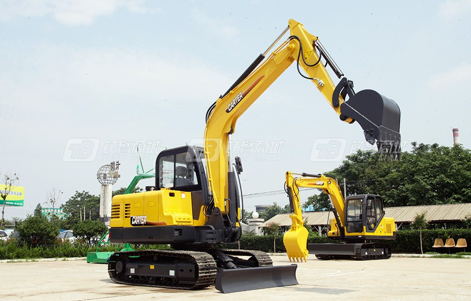 卡特重工CT60-8BⅢ挖掘机
