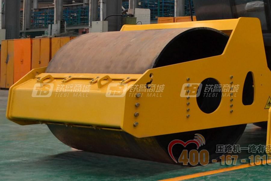 洛阳晟路SLT2500拖式压路机