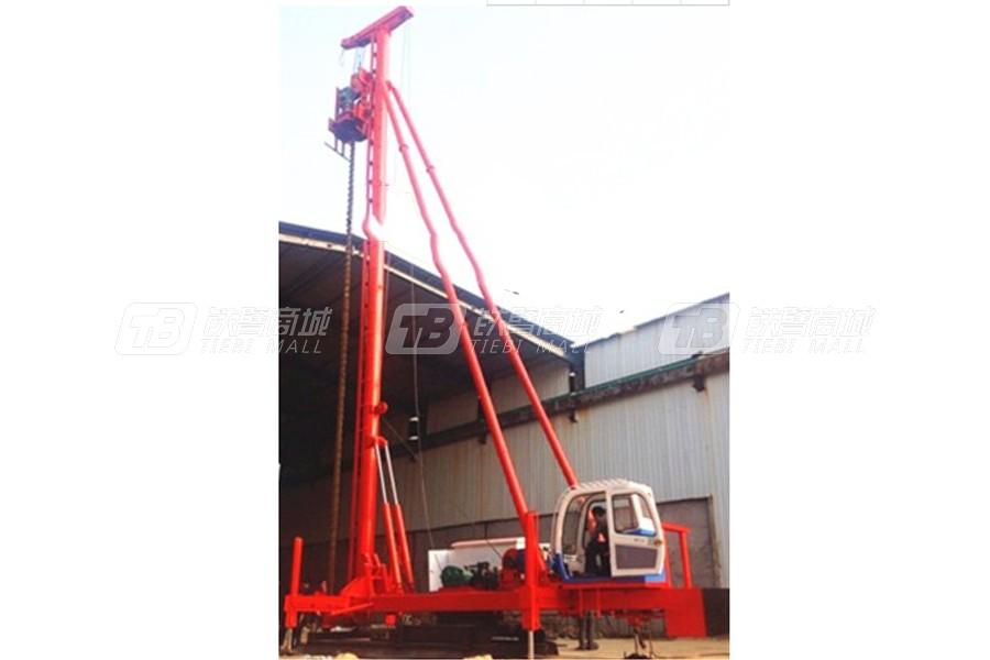 海格力斯12米长螺旋钻机