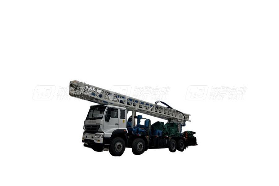 滨州钻机BZCLY400XWY车载式正反循环水井钻机