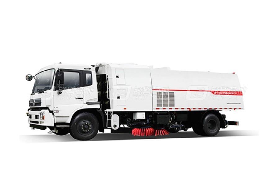 福龙马FLM5162TXSD5NG清扫车