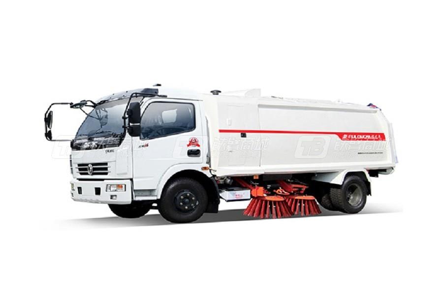福龙马FLM5080TSLD5NG清扫车