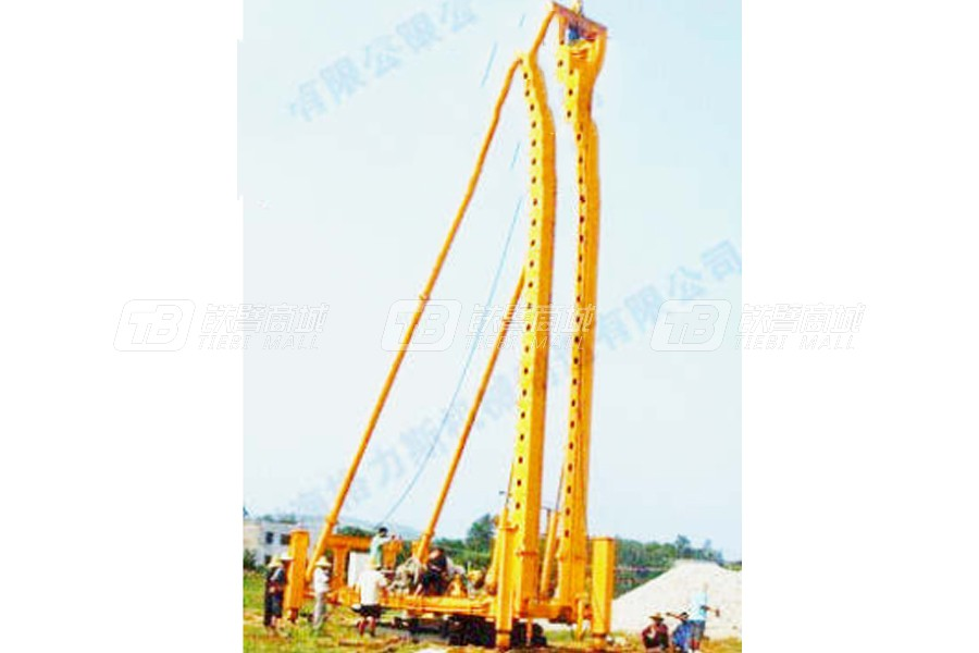 海格力斯9米夯扩打桩机