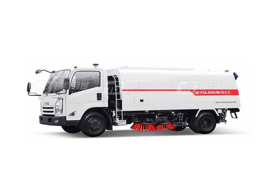 福龙马FLM5070TXSQ5.清扫车
