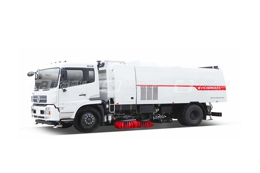 福龙马FLM5160TXSD5(四盘扫)清扫车
