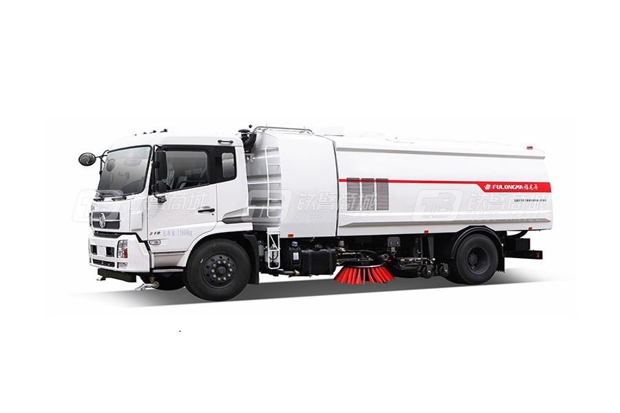 福龙马FLM5160TXSD5(两盘扫)清扫车