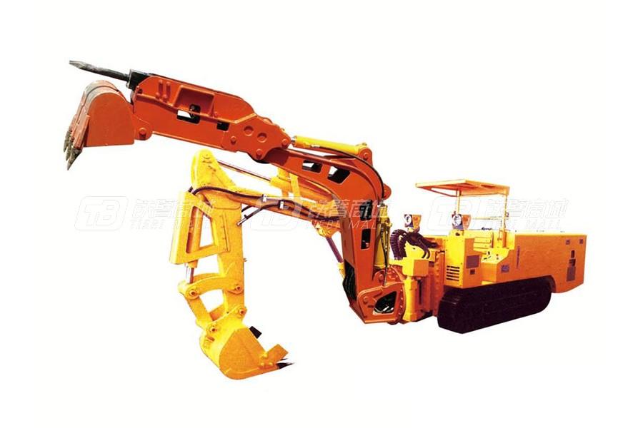 吉恒WPZ-37/600煤矿用巷道修复机