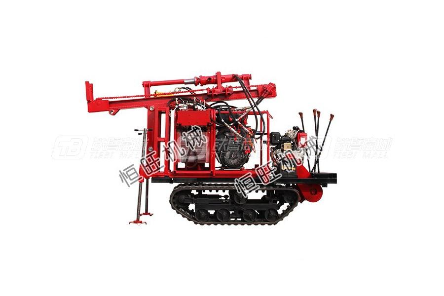 恒旺工矿HWL30Z小型履带式气动钻机