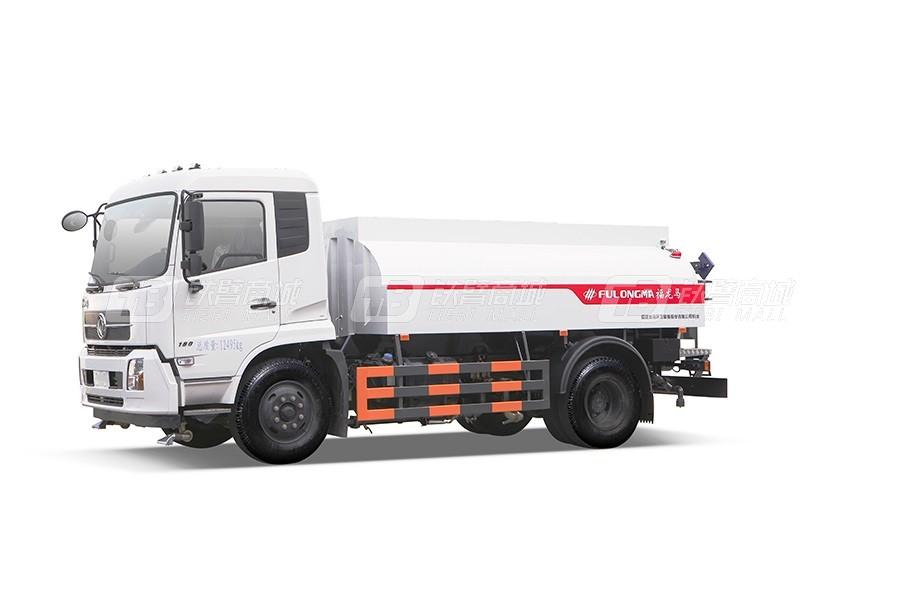 福龙马FLM5122GQXD5清洗车