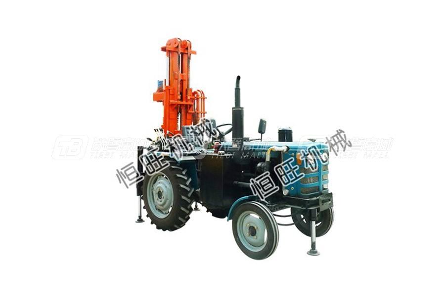 恒旺工矿TQZ(150/200)拖拉机气动水井钻机
