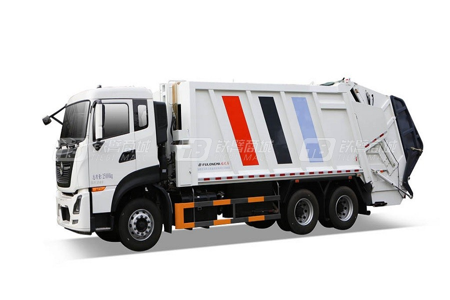 福龙马FLM5250ZYSDF6垃圾车