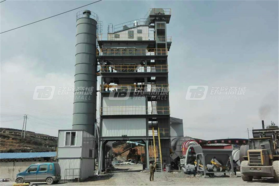 河南鑫筑XZ3000X强制式沥青混合料搅拌设备