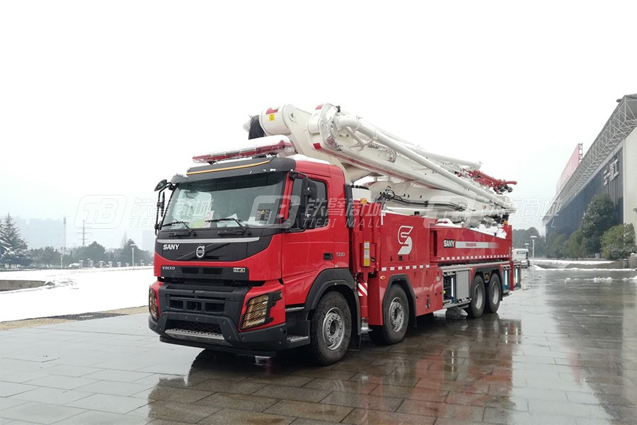 三一SYM5400JXFJP48消防车