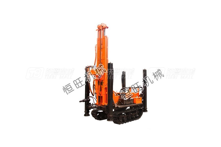 恒旺工矿HQZ(260L/300L)气动水井钻机
