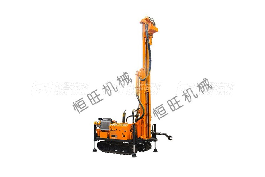 恒旺工矿HQZ(150L/180L)气动水井钻机