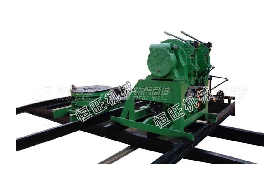 恒旺工矿SPJ-300/400/600磨盘钻机