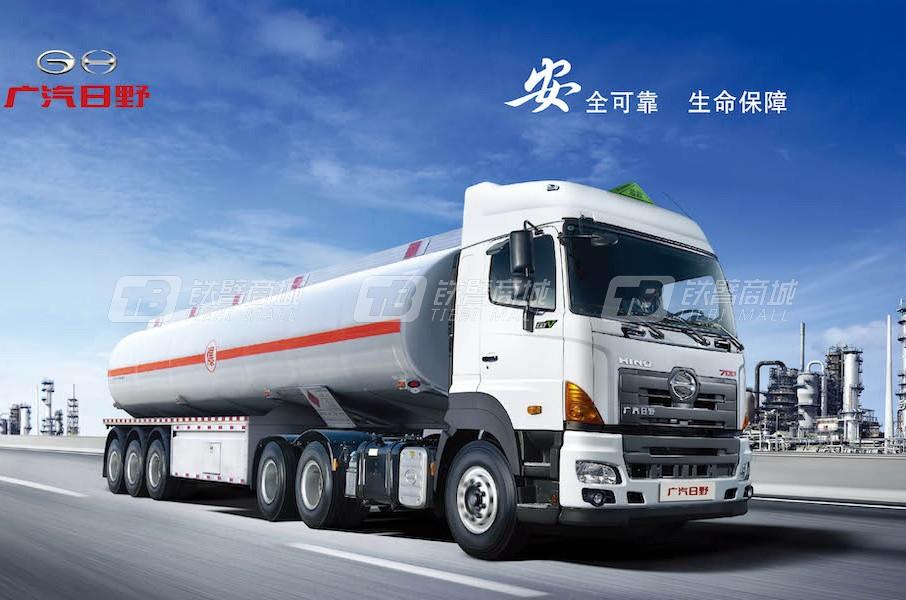 广汽日野YC4250SS2PL5W危险品车