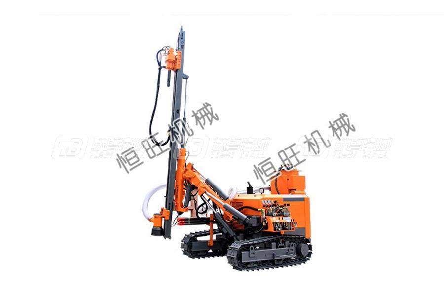 恒旺工矿HWQKA2-C履带式露天钻机