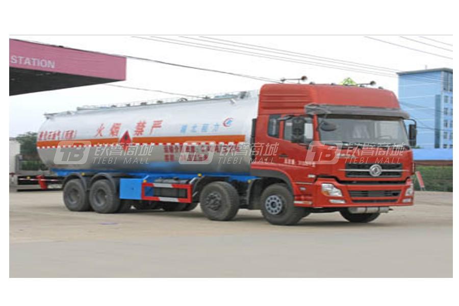 湖北合力CLW5310GYQD4程力威牌液化气体运输车