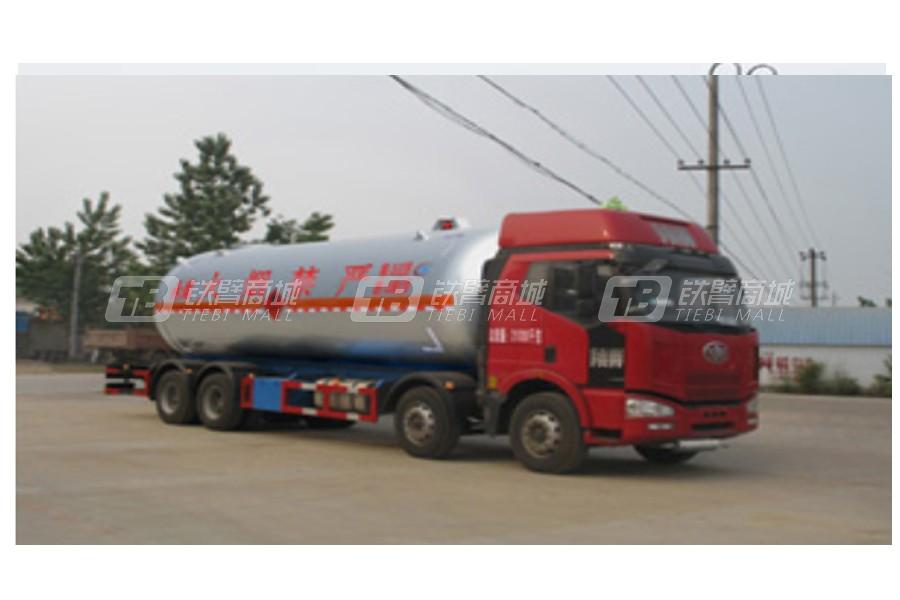 湖北合力CLW5311GYQC4液罐车