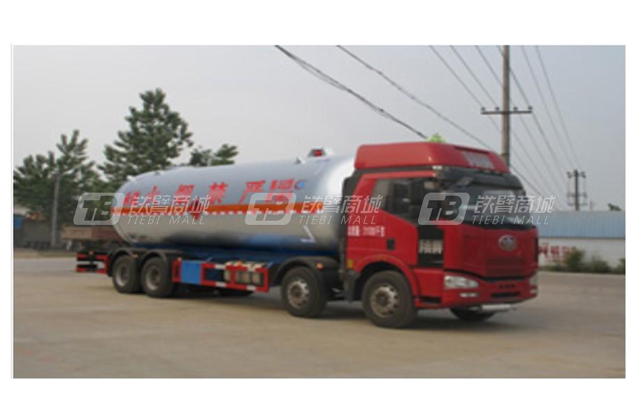 湖北合力CLW5310GYQC4程力威牌液化氣體運輸車