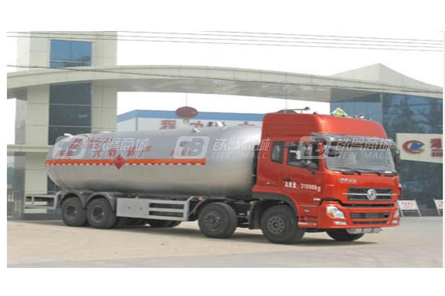 湖北合力CLW5311GYQD4程力威牌液化气体运输车