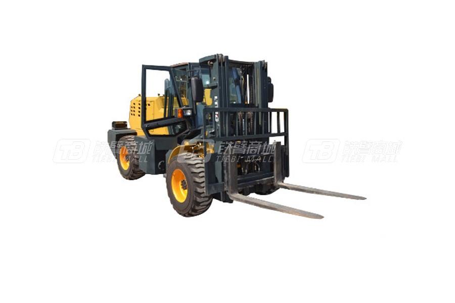 临拓机械LTR35越野叉车