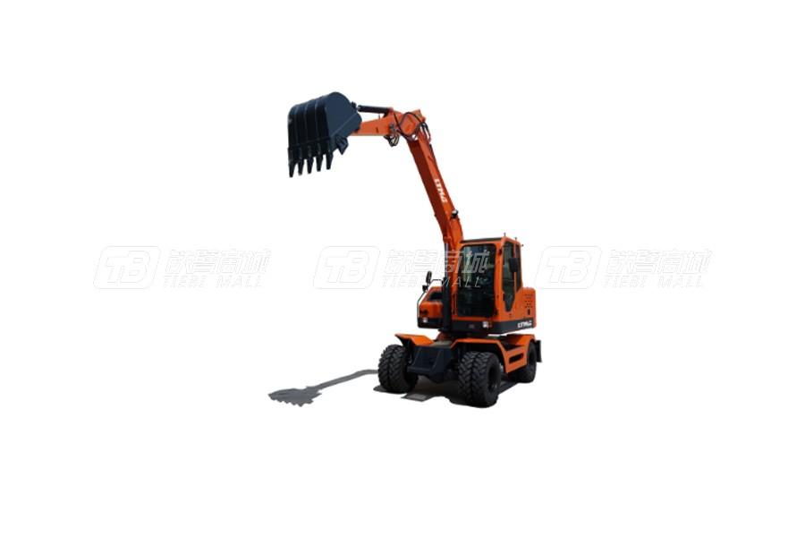 临拓机械LT775S轮式挖掘机