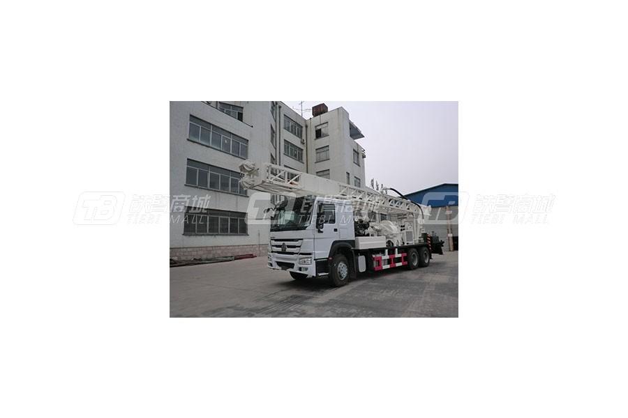 滨州钻机BZC600CHW车载式钻机