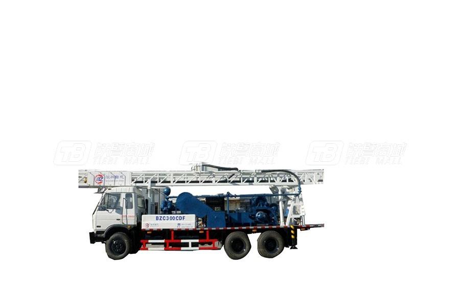 滨州钻机BZC300CDF车载式钻机