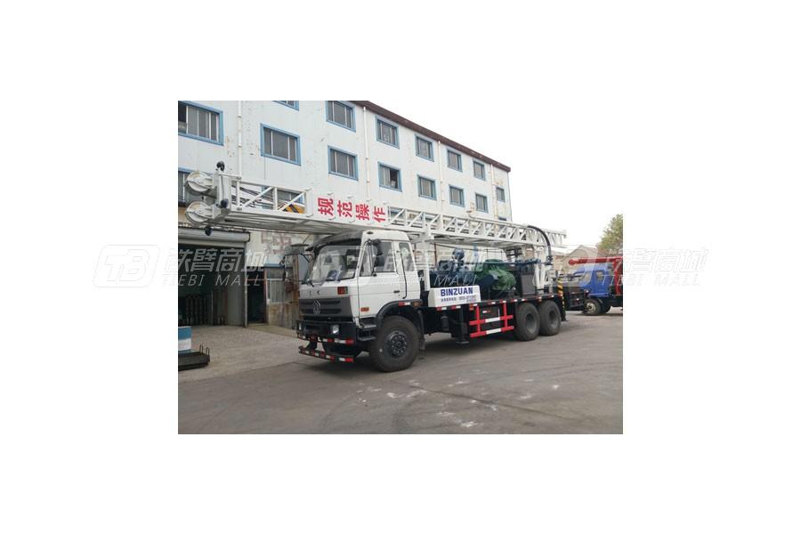 滨州钻机BZC400CDF车载式钻机