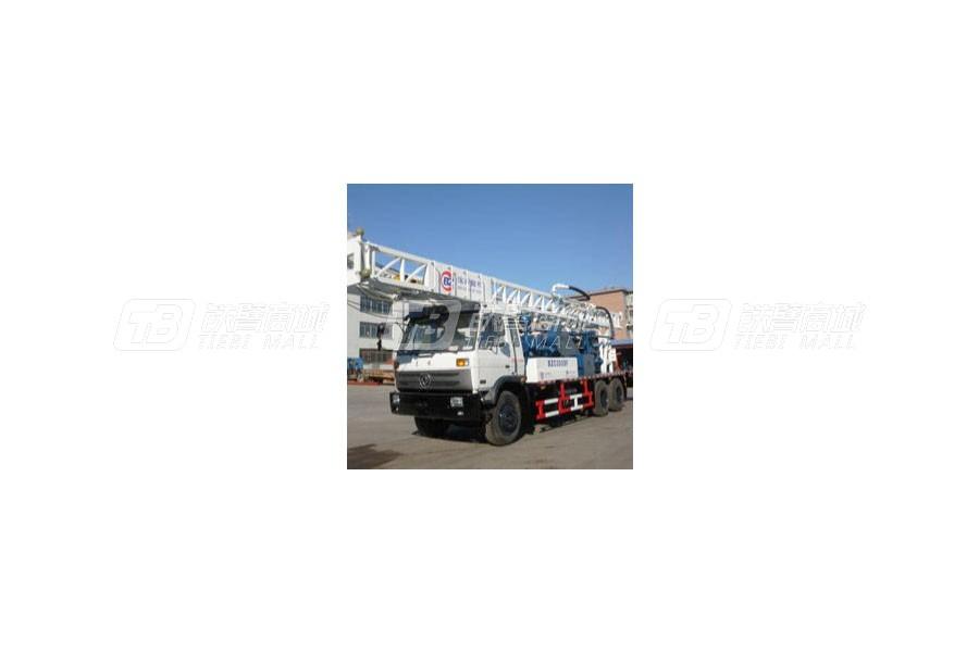 滨州钻机BZCY400XWY6车载式钻机