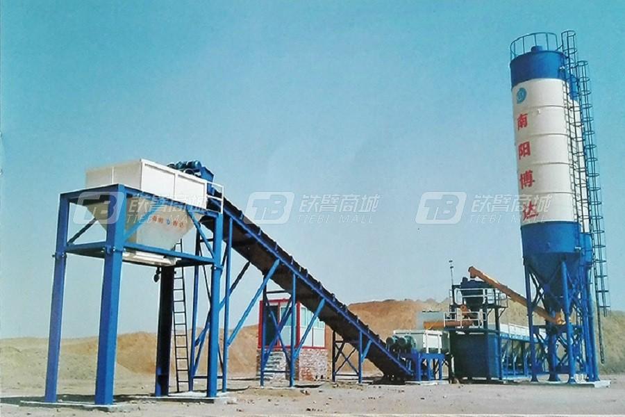 博达重工500T稳定土拌和设备